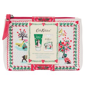 Cath Kidston Shine Cosmetic Pouch