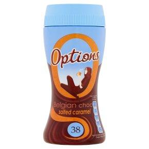 Options Belgian Choc Salted Caramel