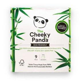 The Cheeky Panda Toilet Tissues