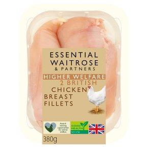 Essential British Chicken 2 Breast Fillets