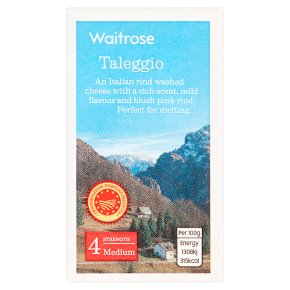 Waitrose Taleggio Strength 4