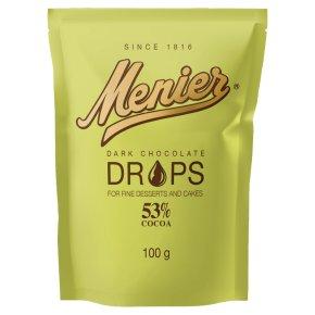 Menier Dark Chocolate Drops