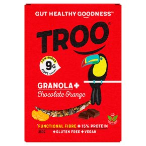 Troo Granola+ Chocolate Orange