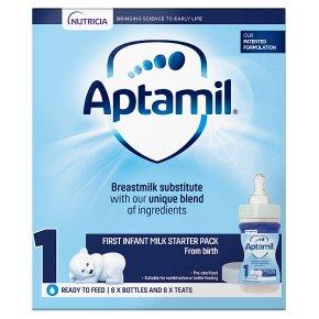 Aptamil 1 First Infant Milk Pack