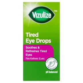 Vizulize Tired Eye Drops