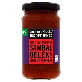 Cooks' Ingredients Sambal Oelek Paste