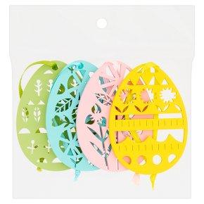 Waitrose Easter Laser Cut Eggs