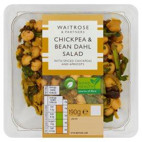 Waitrose Chickpea & Bean Dahl Salad
