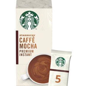 Starbucks Mocha Premium Instant Coffee Sachets