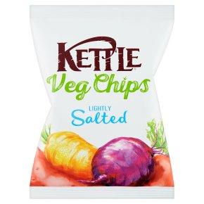 Kettle Veg Chips Lightly Salted