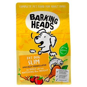 Barking Heads Chicken & Rice Fat Dog Slim