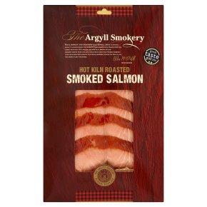 The Argyll Smokery hot kiln roasted smoked salmon