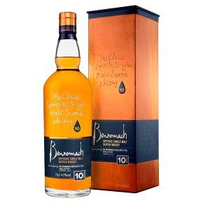 Benromach 10 Year Old Single Malt Whisky Speyside