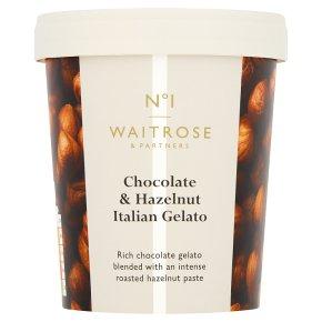 No.1 Chocolate & Hazelnut Italian Gelato