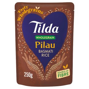 Tilda Wholegrain Basmati Pilau Rice