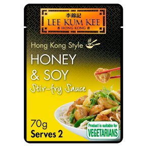 Lee Kum Kee Honey & Soy Stir-Fry Sauce