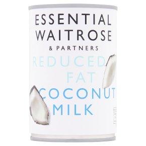 Essential Reduced Fat Coconut Milk