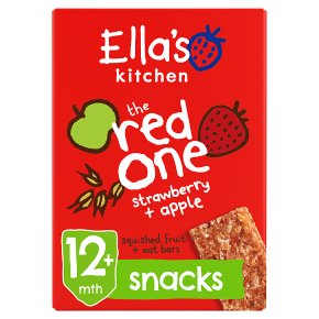 Ella's Kitchen The Red One Oat Bars