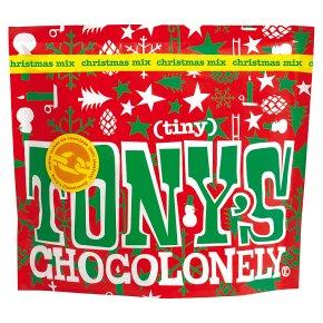 Tony's Chocolonely Tiny Tony's Christmas Mix