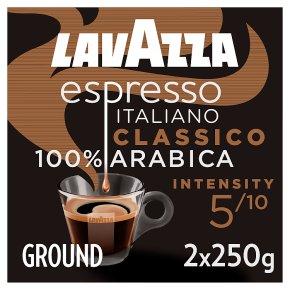Lavazza Espresso Italiano Classico Ground Coffee