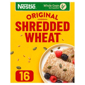 Nestlé Shredded Wheat Biscuits