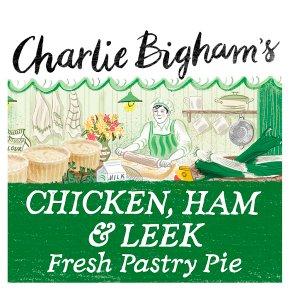 Charlie Bigham's Chicken, Ham & Leek Pie