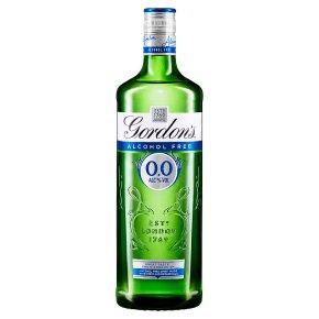Gordon's 0.0 Alcohol Free