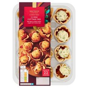 Waitrose Mini Cottage Pies