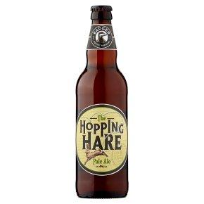 Badger Hopping Hare