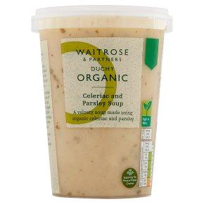 Duchy Organic Celeriac & Parsley Soup
