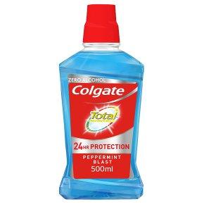 Colgate Total Peppermint Blast