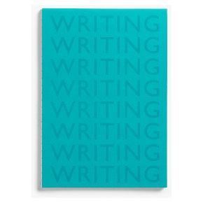 John Lewis A5 Plain Writing Pad
