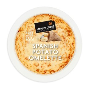 Unearthed Spanish Omelette