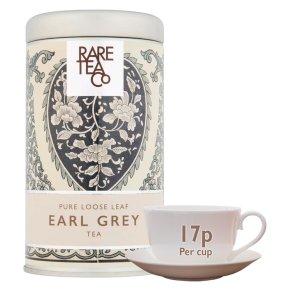 Rare Tea Co Earl Grey Loose Leaf Tea
