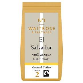 No.1 El Salvador Ground Coffee