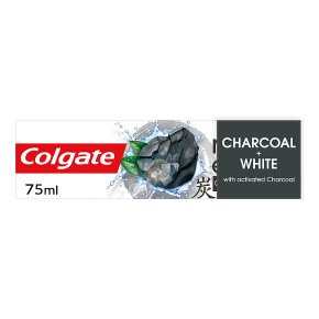Colgate Charcoal + White
