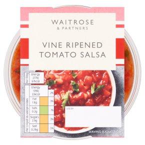 Waitrose Vine Ripened Tomato Salsa