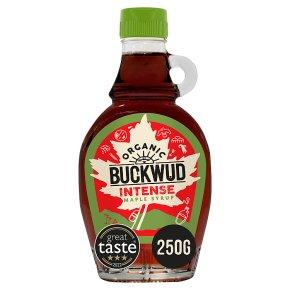 Buckwud Organic Intense Canadian Maple Syrup