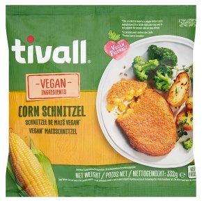 Tivall Vegan Ingredients Corn Schnitzel