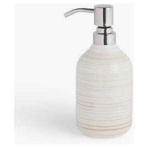 John Lewis Ceramic Glaze Soap Dispencer