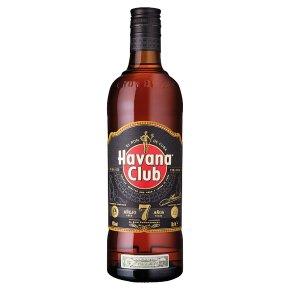 Havana Club Rum 7 Year Old