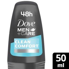 Dove Men Clean Comfort Roll On