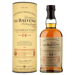 Balvenie Caribbean Cask 14 Year Old Single Malt Whisky