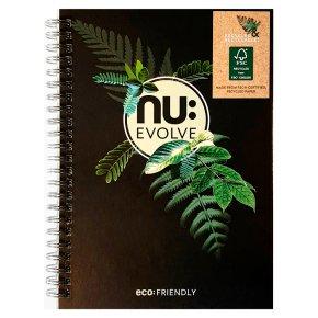 Nu Evolve A4 Wiro Notebook