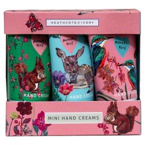 HeathCte Forest Folk Hand Creams