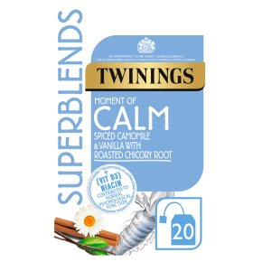 Twinings Superblends Calm 20 Tea Bags