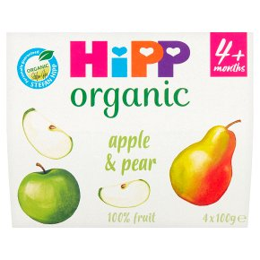 Hipp Fruit Apple & Pear
