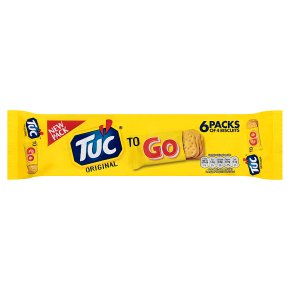 TUC original to go