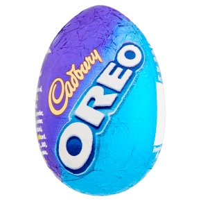 Cadbury Oreo Filled Chocolate Egg single