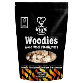 Big K Woodies Firelighters
